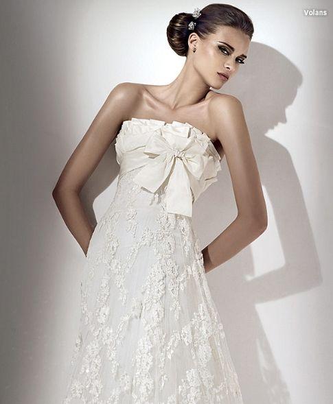 Guida la sposa galleria fotografica abiti da sposa for Imperio arredamenti
